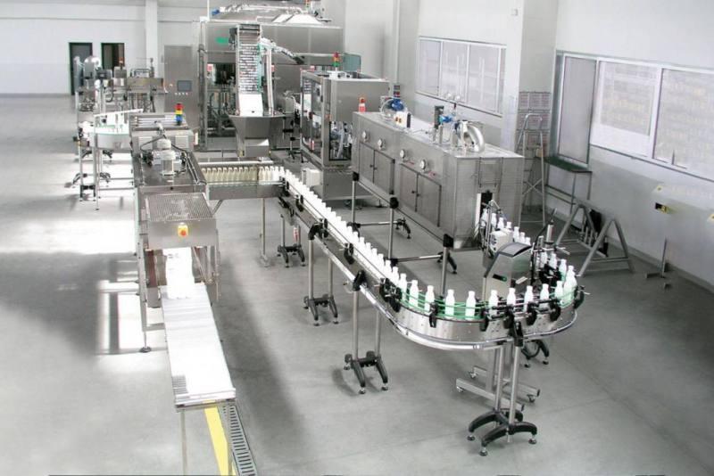 Lionmak filling machine production lines