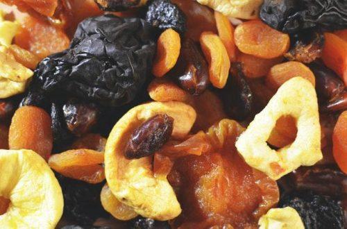 Dried fruits association