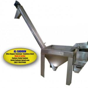 OLIVE Screw Conveyor Vertical Stai