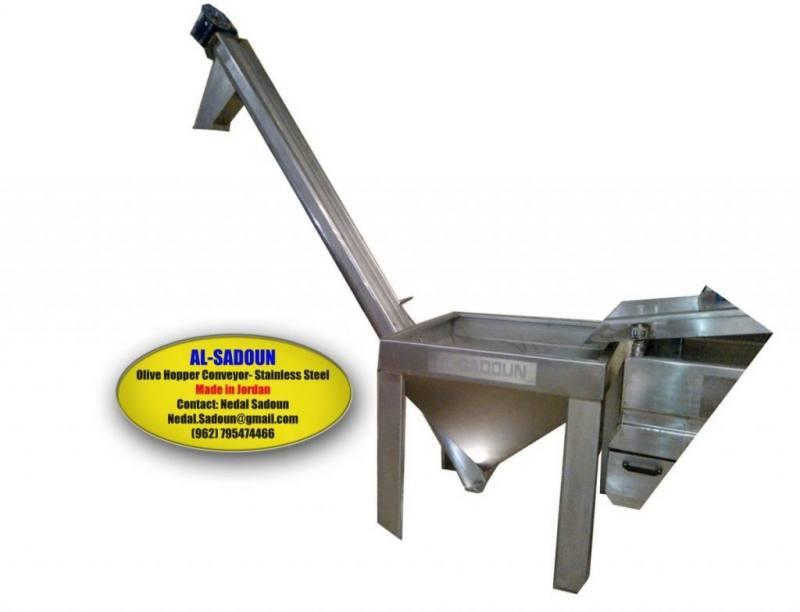 Olive hammer crusher efficient sta