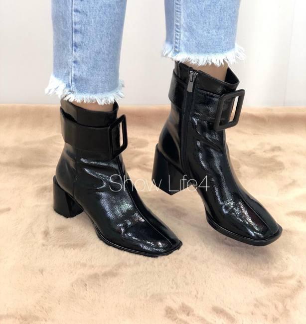 Ladies mid calf boots autumn high