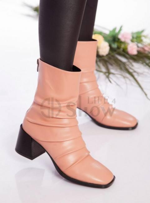 Perfect women mid calf booties lea
