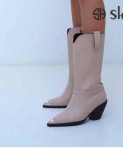 Sharp womens cowboy boots snip tow