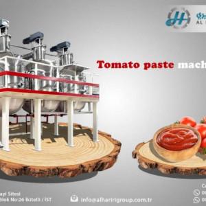 Made in Turkey Tomato Paste Produc