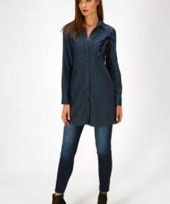 Women shirts long tunic amazİng m