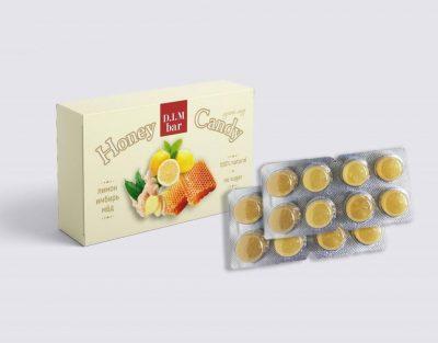 Honey candy sea buckthorn mint pro