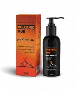 Body wash gel volcanic mud fantast