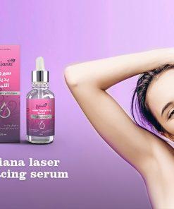 Natural hair removal laser replaci