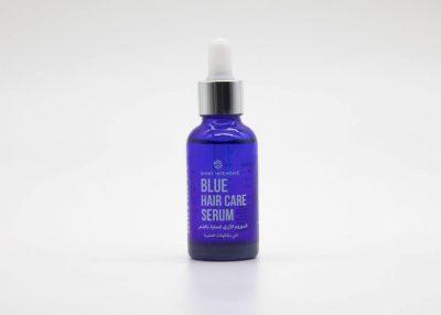 Hair treatment shiny intensive blu