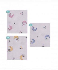 High quality muslin fabric babay 5