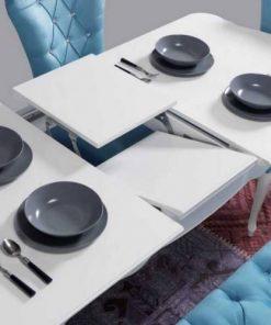 Modern dining room swan set furnit