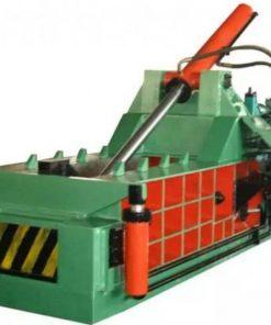 Hydraulic metal baler machine scra
