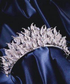 High quality wedding tiaras stylis