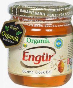 Extracted Flower Honey Engur ORGAN