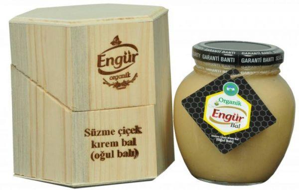 Engur raw honey virgin cream healt