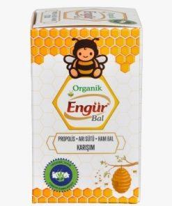 Engur Royal Jelly Propolis Honey M