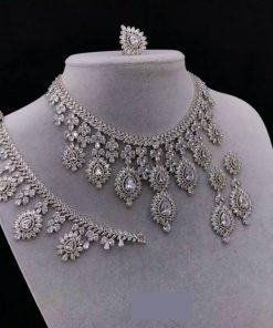 Tiffany bridal set 100% fully hand