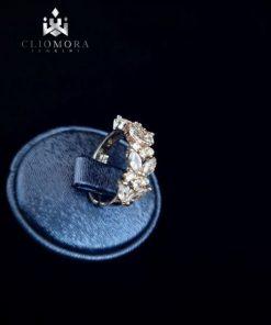 Admirable cliomora set cz cubic zi