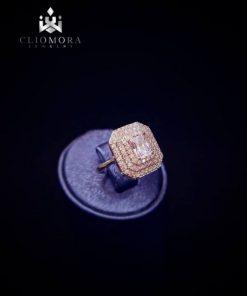 Aristocratic cliomora set cz cubic