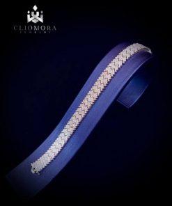 Wonderful cliomora bracelet cz cub