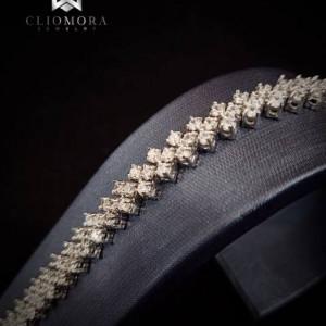 Arresting Cliomora Bracelet CZ Cubic Zirconia ZKB69