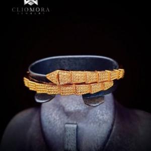 Rare Cliomora Bracelet CZ Cubic Zirconia ZKB68