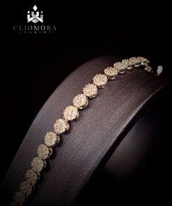 Telling cliomora bracelet cz cubic