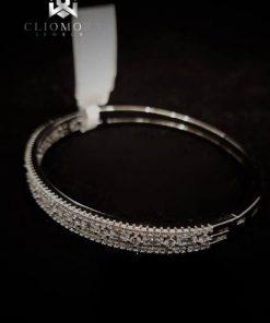 Catchy cliomora bracelet cz cubic