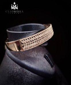 Unforgettable cliomora bracelet cz