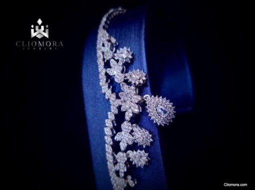 Outstanding cliomora jewelry set c