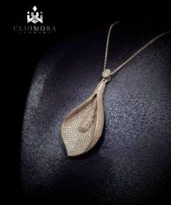 Delightful jewelry set cliomora cz