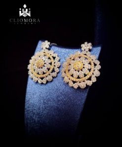 Stunning jewelry set lovely cliomo