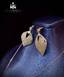 Dazzling jewelry set gorgeous clio