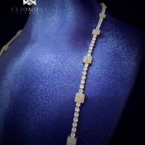 Emotional Necklace Dreamy Cliomora CZ Cubic Zirconia ZKN25