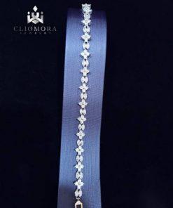 Classic  bracelet brilliant cliomo