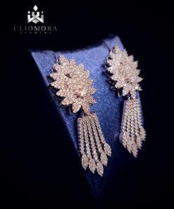 Luxurious cliomora set cz cubic zi