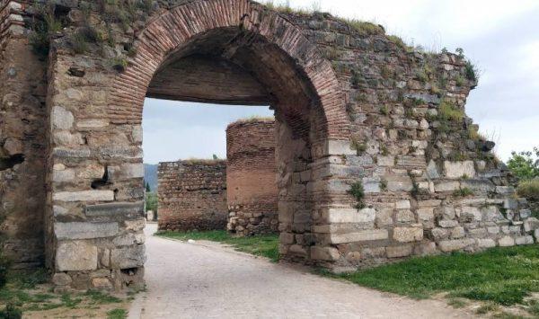 portcullis, road, old