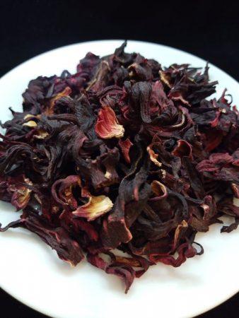 Hibiscus herbal tea 4