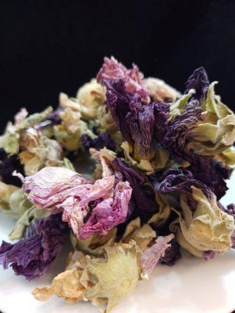 Rose marshmallow gul hatmi herbal tea 6