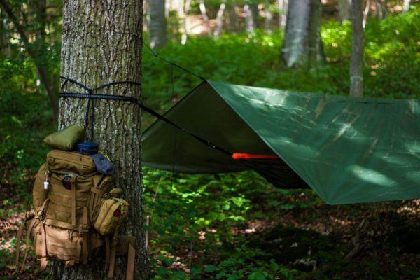 outdoor, hammock, bushcraft