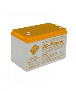 12V 100Ah Deep Cycle Gel Battery N