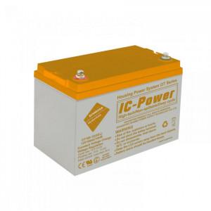 12V 100Ah Deep Cycle Gel Battery NEW Solar Energy Off Grid