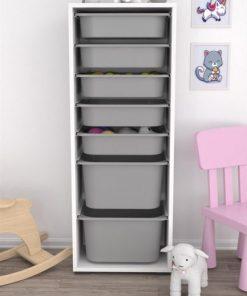 Plastic Toy Cabinet Stylish Turkis