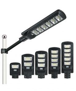 Solar Powered Street Light 50W to