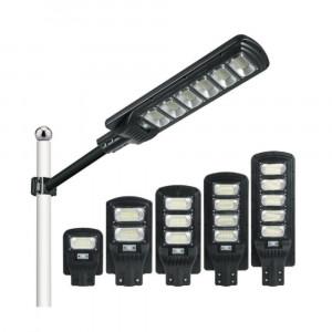 Solar Powered Street Light 50W to 300W 160 Lumens Per Watt