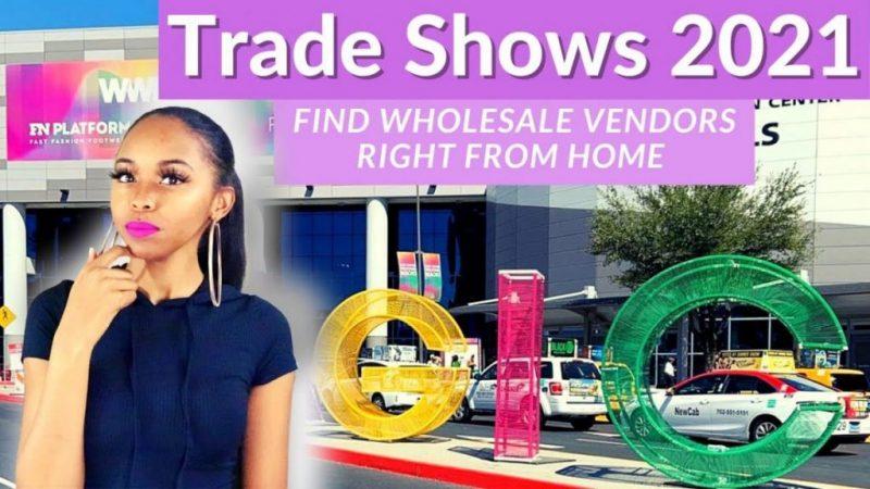Trade shows: virtual trade shows & in person trade shows 2021