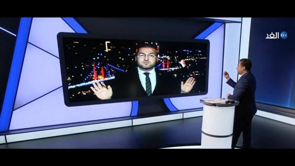 حول الاقتصاد التركي.. مشادة كلامية بين حمزة تكين ومذيع قناة الغد