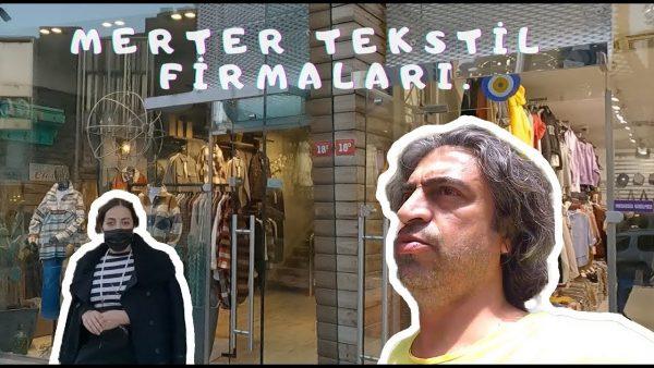 Toptan Merter giyim piyasasını gezdik | 🎥Mağazacılar | İnstagramcılar  ürünlerini nerelerden alıyor