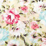 Custom Printed Chiffon Fabric High